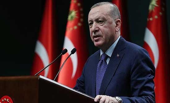 أردوغان يدين اعتداء شرطة إسرائيل على المصلين في الأقصى
