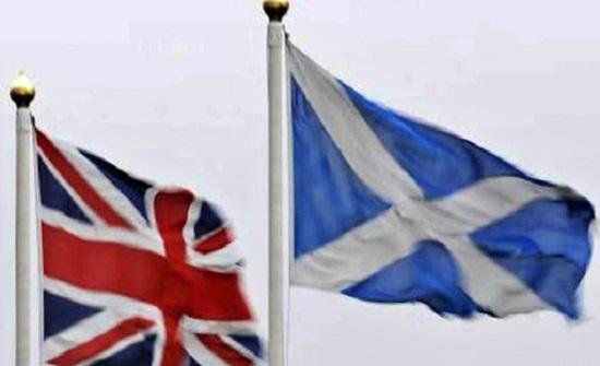 استطلاع: تأييد استقلال اسكتلندا عن المملكة المتحدة يصل إلى نسبة قياسية