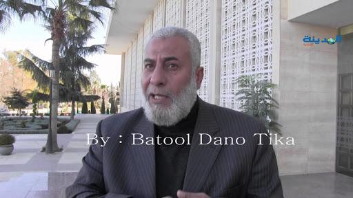ابو السيد يستنكر صمت منظمات حقوق الانسان على التنكيل بجثمان الشهيد غزة بجرافة