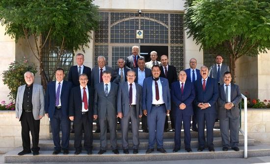توقيع مذكرة تفاهم بين جامعة جدارا وجمعية عون الثقافية الوطنية - صور
