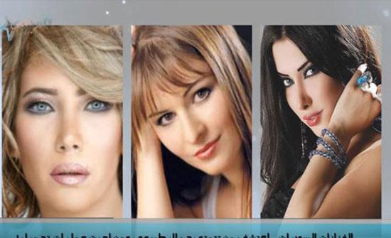 شاهد بالفيديو الفنانات السوريات قبل وبعد عمليات التجميل !
