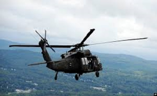 مقتل 3 جنود أميركيين في تحطم مروحية عسكرية