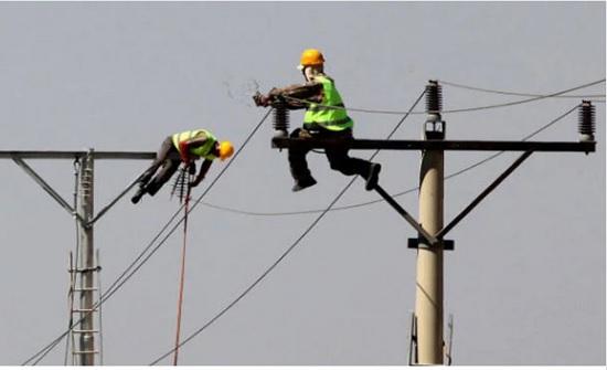 بالاسماء : فصل التيار الكهربائي عن مناطق واسعة الأسبوع القادم
