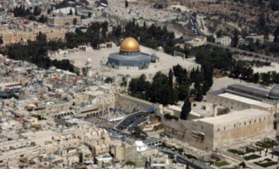 شؤون القدس تدعو لإلزام اسرائيل بالحفاظ على الوضع القائم بالقدس