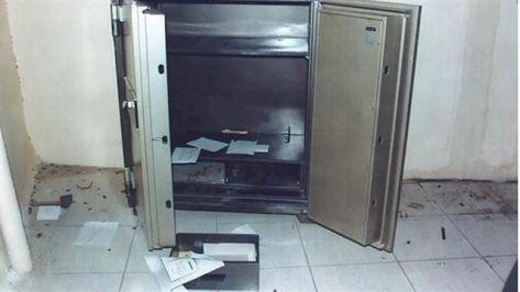 سرقة وثائق من قاصة أحوال وجوازات بصيرا