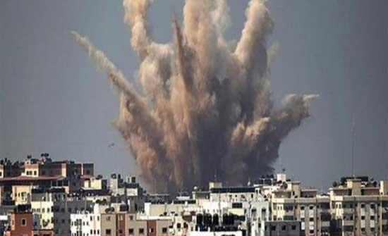 الاحتلال يصادق على خطة هجوم جوي على قطاع غزة