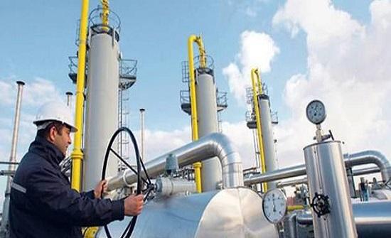 الصين: 6 % زيادة في انتاج الغاز الطبيعي