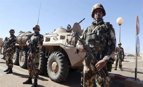 """مقتل إرهابيين """"خطيرين"""" في كمين للجيش الجزائري"""