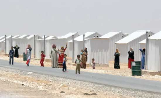 دورات تدريبية وفعاليات متنوعة تستهدف اللاجئين السوريين بالطفيلة
