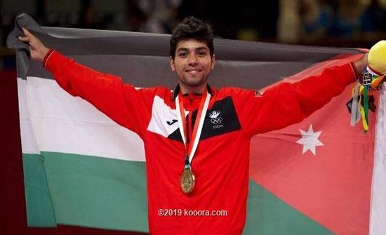 الأردن يحرز 3 ميداليات في بطولة آسيا للكاراتيه