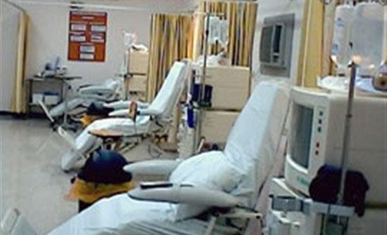 عمليات غسيل الكلى مستمرة بالتنسيق بين الصحة والامن العام والدفاع المدني