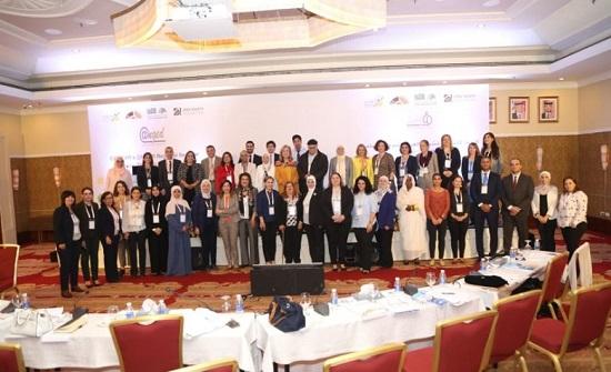 """انطلاق ندوة إقليمية """"التفكير الاستراتيجي وتعزيز الشراكات في آفاق 2030"""""""
