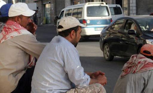 """100 ألف وافد """"عابر"""" للأردن منذ نيسان الماضي"""