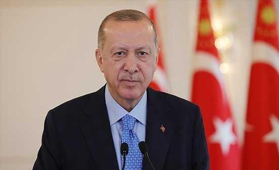 أردوغان: التضخم مشكلة عالمية لا تقتصر على تركيا