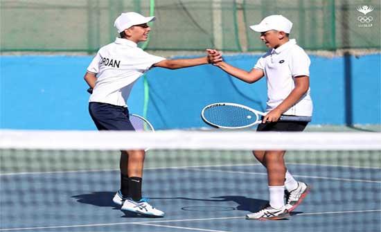 منتخب التنس يتأهل إلى بطولة آسيا للناشئين