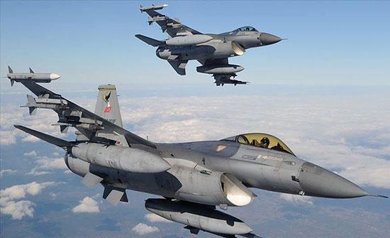 """الدفاع التركية: تحييد 4 إرهابيين من """"بي كا كا"""" شمالي العراق"""