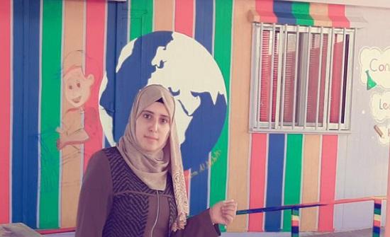 تسنيم الخديوي :جامعة الزرقاء بيتي الثاني الذي منحني الحلم والأمل