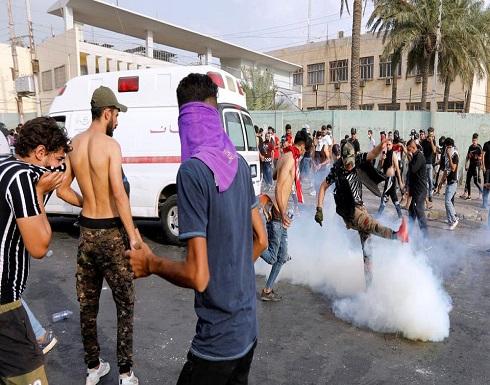 """هدوء حذر ببغداد.. والأمن يؤكد """"لا أوامر باستخدام العنف"""""""