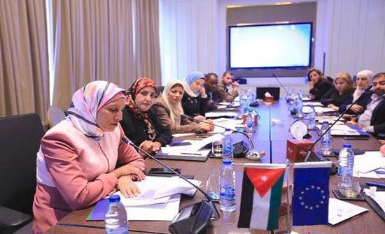 الشعار تؤكد ضرورة تعزيز التنسيق المشترك بين البرلمانات العربية