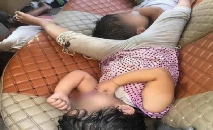 بغداد : وفاة 3 أطفال عراقيين اختناقا داخل سيارة والدهم