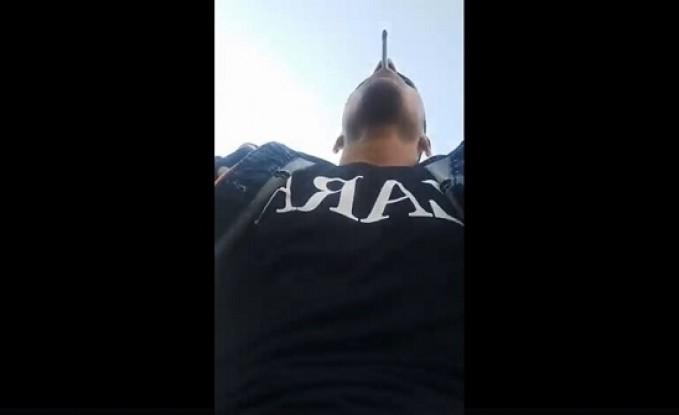 مصر.. سرقة هاتف مراسل صحفي خلال بث مباشر عن الزلزال (فيديو)