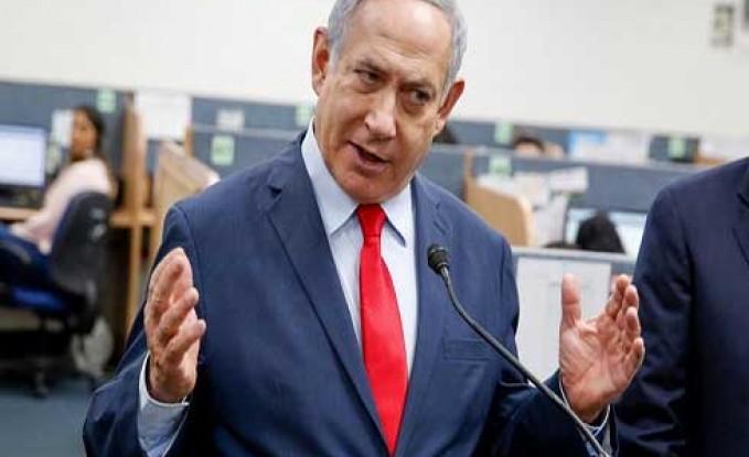 نتنياهو يؤكد استمرار العملية العسكرية في غزة ويحذر من خطورة الوضع في مناطق الخط الأخضر