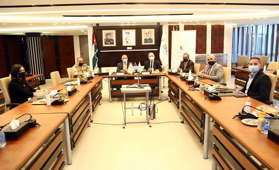 اتفاقية تعاون بين نقابة المهندسين والمركز الأردني للتصميم والتطوير
