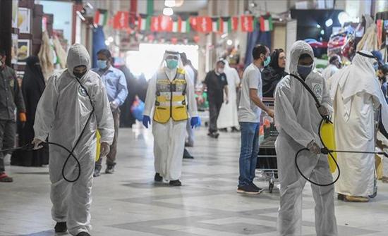 الكويت: تسجيل 491 إصابة جديدة بكورونا و 6 وفيات