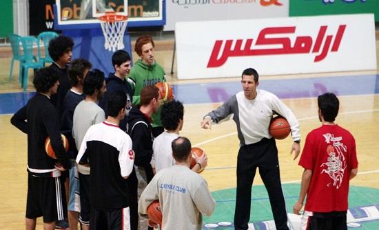 جوباك مشروع جديد لخدمة لاعبي ومدربي كرة السلة