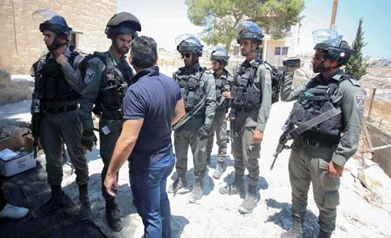 القدس: 474 انتهاكا للاحتلال في تشرين شملت اعتقالات واقتحامات وتهويد وهدم