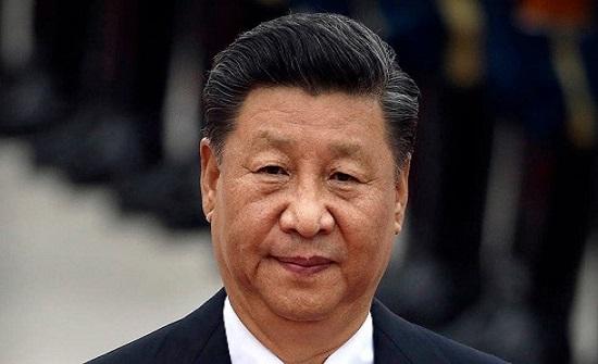 الرئيس الصيني يدعو للتكاتف مع الدول العربية