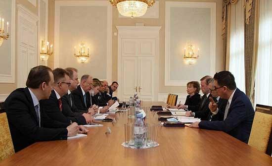 باتروشيف وساليفان يجتمعان في جنيف تمهيدا للقمة الروسية الأمريكية