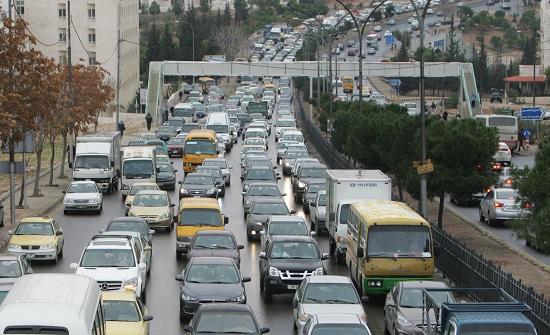 تحويلات مرورية لإنشاء أنفاق ضمن شارعي الشهيد والاستقلال