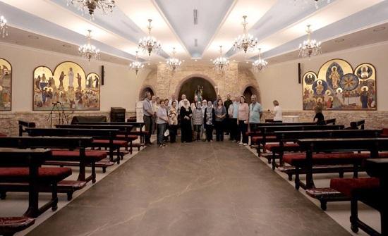 مشاركون ببرنامج أردننا جنة يعرضون لتجاربهم السياحية في عجلون