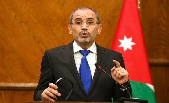 الصفدي: الوضع في سوريا لا يمكن أن يستمر