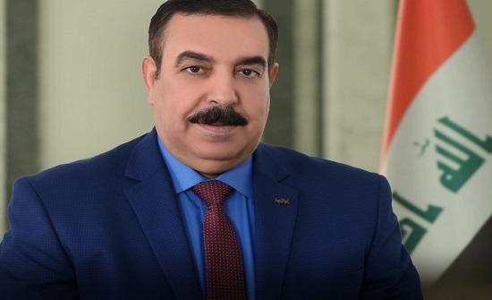 السفير الاردني في العراق يبحث مع وزير التربية العراقي العلاقات التربوية