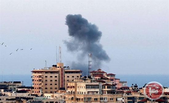 بالفيديو :ارتفاع حصيلة العدوان على غزة الى 10 شهداء ..(محدث )