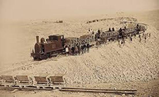 الحكومة : دمج الخط الحجازي بالنقل دستوري