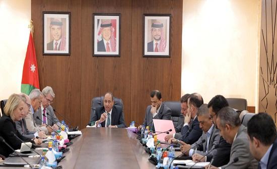 جمعية الصداقة البرلمانية الأردنية - الألمانية تؤكد متانة العلاقة بين عمان وبرلين