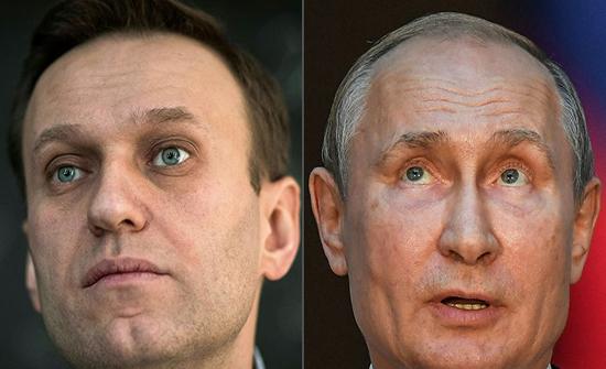 جديد ألد خصوم بوتين.. مادة سامة في عيناته