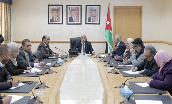 """""""إعلام النواب"""" تلتقي رابطة الكتاب الأردنيين"""