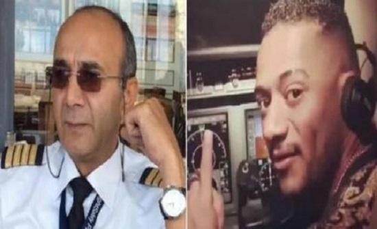 إجراء مفاجئ من محمد رمضان بشأن قضية الطيار الراحل