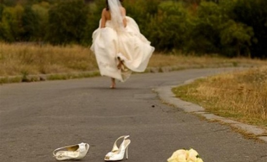 لندن : عروس تهرب من حفل زفافها عند رؤية شقيق العريس
