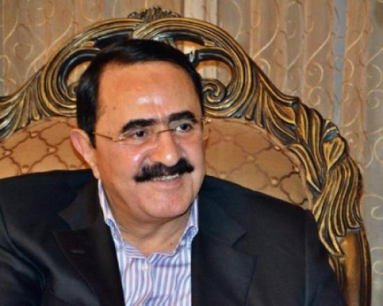 الفايز ينعى العين السابق محمد رثعان الرقاد
