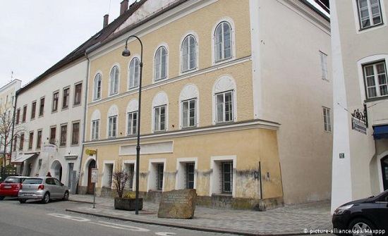 منزل هتلر يتحول إلى مقر للشرطة النمساوية