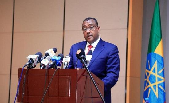إثيوبيا: نتجه لاستكمال المراحل النهائية لبناء سد النهضة