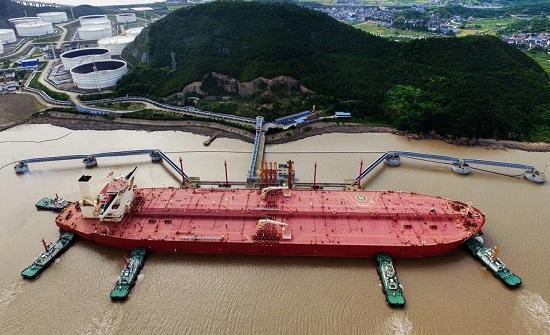 واردات النفط الصينية ترتفع 31% للخام الروسي