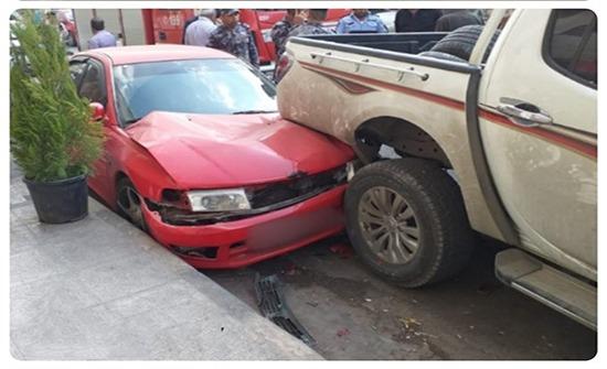 وفاة سيدة في حادث صدم ودهس في جرش