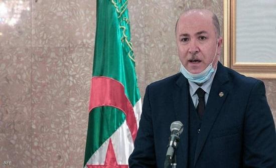 الجزائر.. إعلان تشكيلة حكومة جديدة برئاسة أيمن بن عبد الرحمن