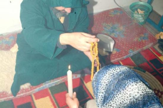 مصر : سيدة تلجأ للسحر للانتقام من طليقها